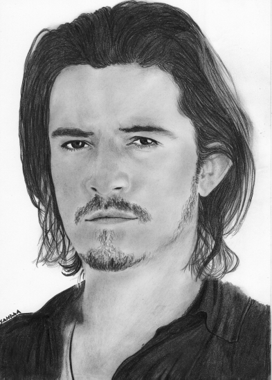 Orlando Bloom por cell40